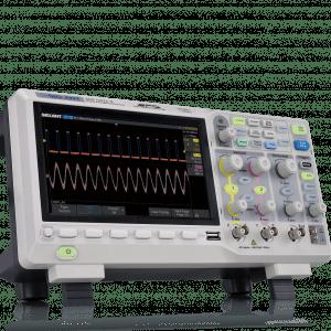 Oscilloscope phosphore numérique