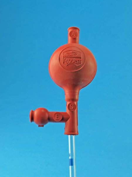 Ballon à pipeter, modèle standard