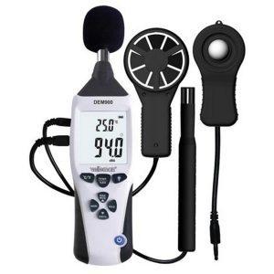 Multimètre environnemental DEM900