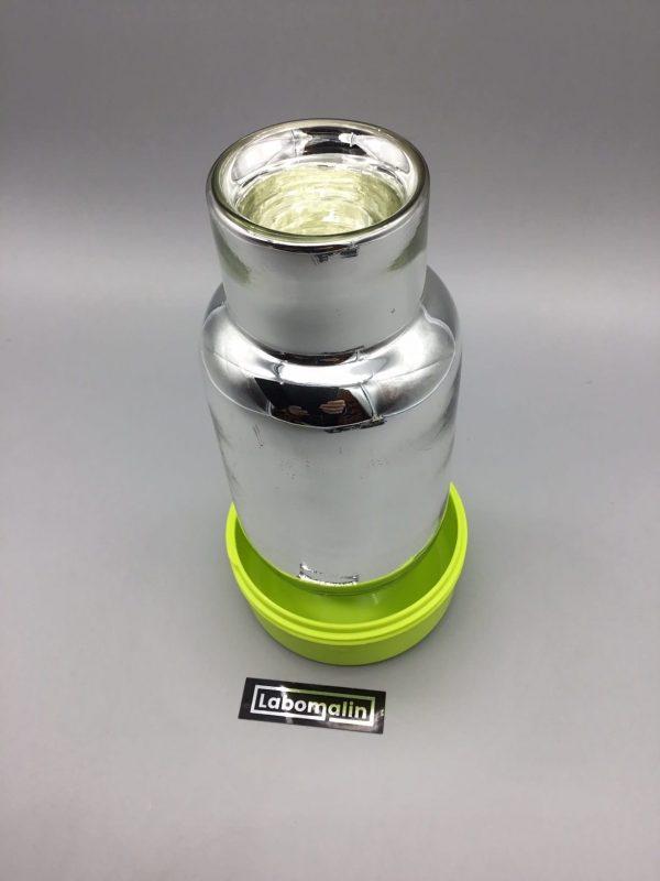 Calorimètre en verre type Thermos