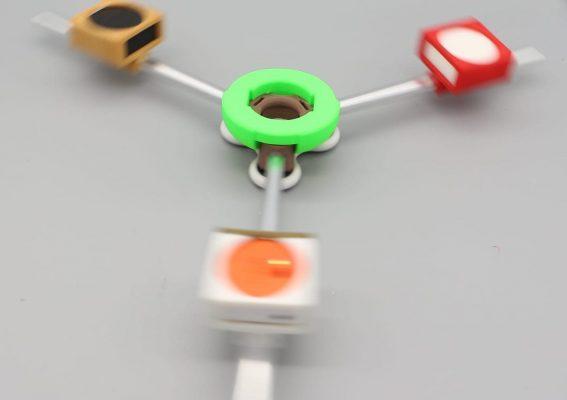 Handspinner pour PocketLab