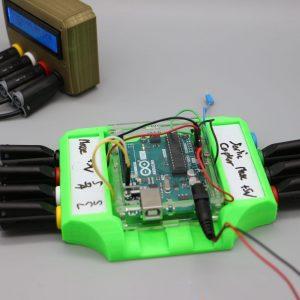 Boîtier Labomalin pour Arduino