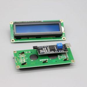 Ecran LCD 16x2 pour Arduino avec I2C déjà soudé