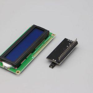 Ecran LCD 16x2 pour Arduino avec I2C à souder
