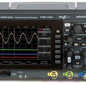 Oscilloscope DSOX1204A Keysight 4 voies