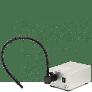 Source de lumière froide avec fibre LE5209